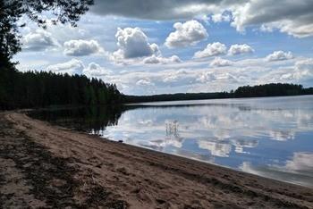 Озеро Городно фото