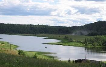 Озеро Горское фото