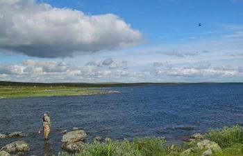 Озеро Енозеро фото