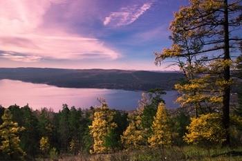 Озеро Ильмень фото