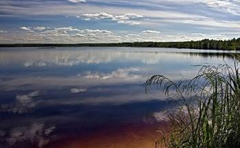 Озеро Исихра фото