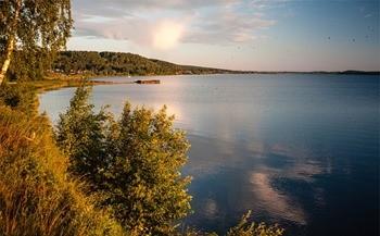 Озеро Кандрыкуль фото
