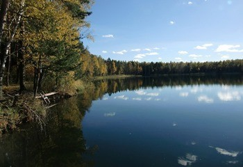 Озеро Круглое фото