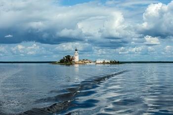 Озеро Кубенское фото