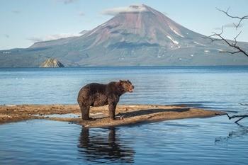 Озеро Курильское фото