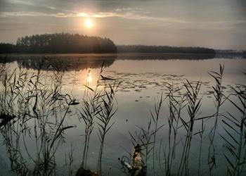 Озеро Кщара фото