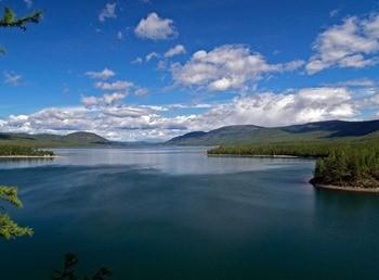 Озеро Леприндокан фото