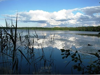 Озеро Лужъер
