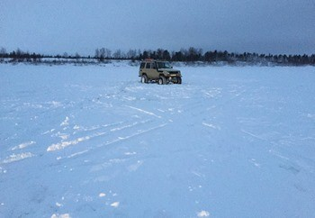 Озеро Негито фото зимой