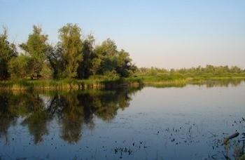 Озеро Обермоунджи фото
