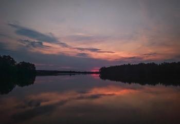 Озеро Ольховое фото