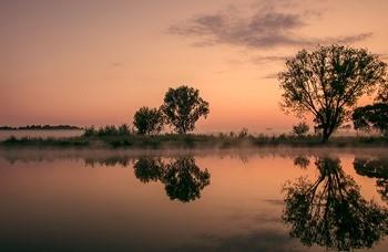 Озеро Ореховое фото