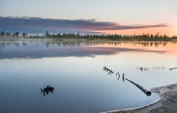 Озеро Периптавето фото