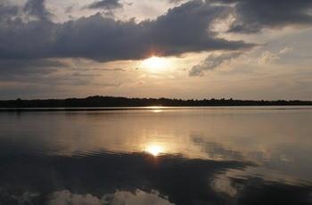 Озеро Песьво фото