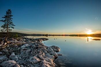 Озеро Пяозеро фото