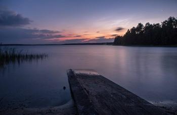 Озеро Рубское фото