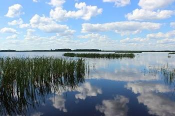 Озеро Святое
