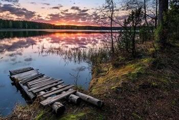 Озеро Селигер фото