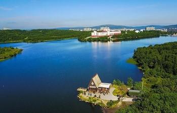 Озеро Семеновское фото