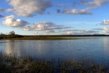 Озеро Урдюжское фото