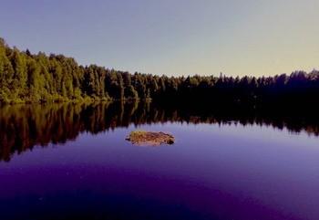 Озеро Шайтан фото