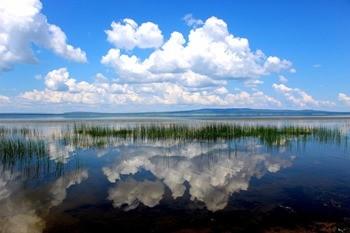 Озеро Шакша фото