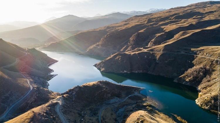 Озеро в Кабардино-Балкарской Республике