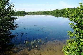 Палёное озеро фото