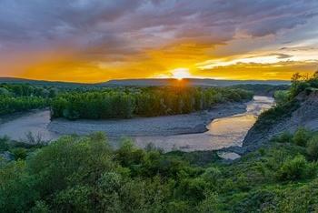 Река Белая фото