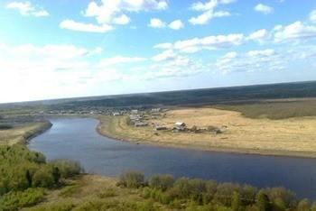 Река Вижас фото