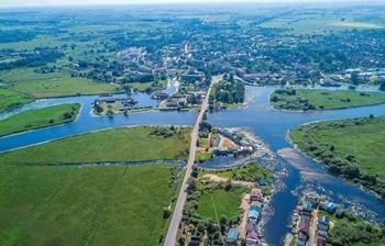 Река Дейма фото