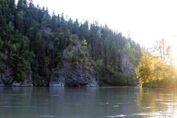 Река Еловка фото