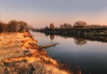 Река Ипуть фото