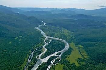 Река Камчатка фото