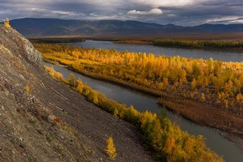 Река Колыма фото