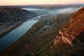 Река Кондома фото