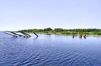 Река Кубня фото