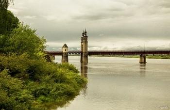 Река Неман фото