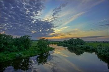 Река Нерль фото