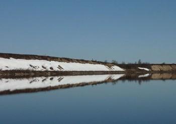 Река Ома фото