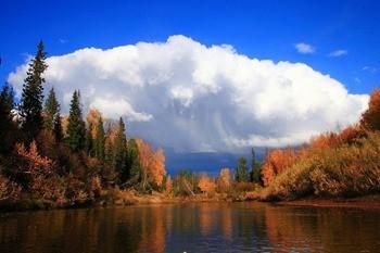 Река Полуй