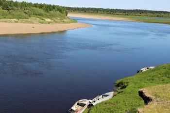Река Пёша