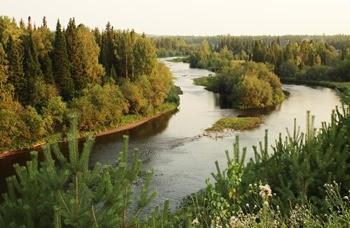 Река Северная Сосьва