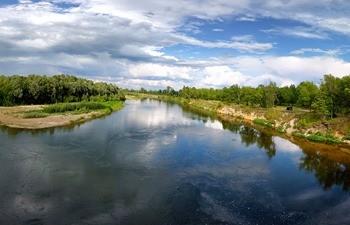 Река Сура фото