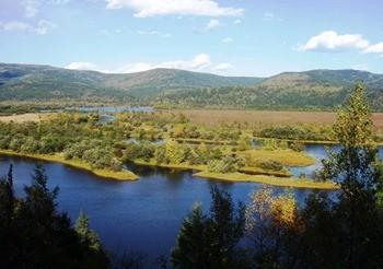 Река Тумнин фото