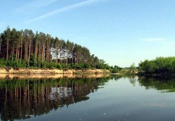 Река Уза фото