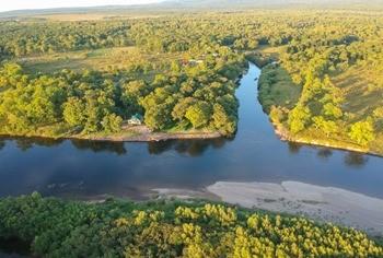 Река Хор фото