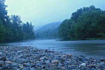 Река Хуту фото