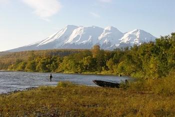 Река Большая камчатский край фото
