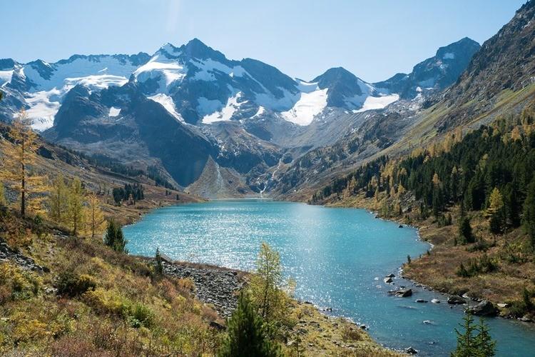 Республика Алтай пейзаж, горы